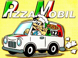 Lieferservice Pizza Mobil - 78549 Spaichingen